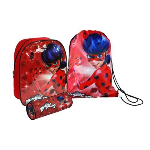 Miraculous Ladybug ZAG Heroez® Girls Back To School Range for ages 3 years