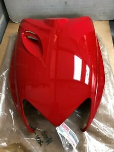 NOS-Genuine-Yamaha-YP100-Aerox-2000-01-Front-Upper-Fairing-Panel-5ME-F835G-00