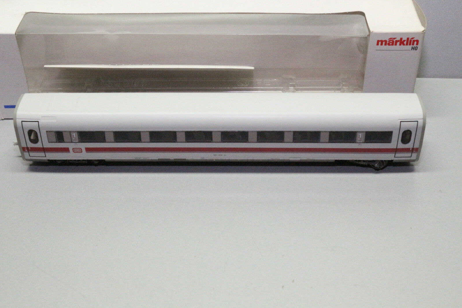 marklin 4370 4camion ICE autorello serie siano 801.0 1. classee DB traccia h0 OVP