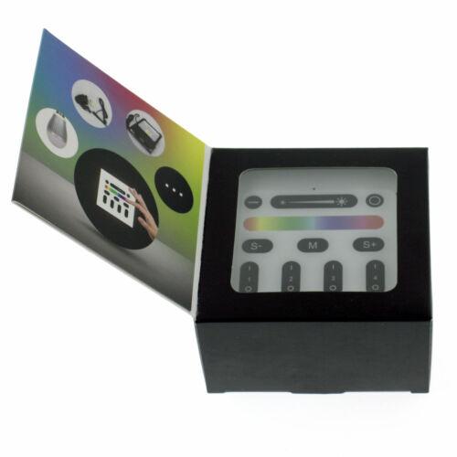 für 4-Zone Mi Light Wand Touch Controller für RGBW LED Streifen