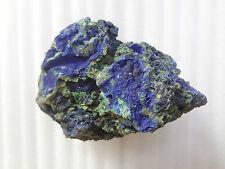 Azurite Malachite stone Collector's Specimen approx 100grm