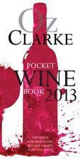 Oz Clarke's Pocket Wine Book 2013-ExLibrary