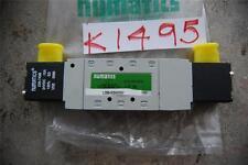 NUMATICS ELETTROVALVOLA SERIE L1 L12BB452BG00061 con 2 x 226749B #K1495 STOCK