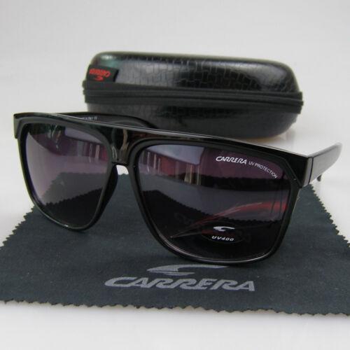 New Men/'s Women/'s Retro Sunglasses Unisex Square Eyewear Carrera Aviator Glasses