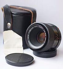 Carl Zeiss Jena MACRO-PRAKTICAR (Pancolar) MC 2.8/55mm Lens PB EOS NEX Exc!