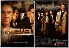 NCIS - Intégrale saison 1 - Coffret 3 boitiers slim - 6 DVD