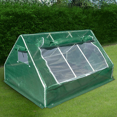 Polytunnel Greenhouse Frame ProGarden Cover Mini Garden Windows Door Pollytunnel
