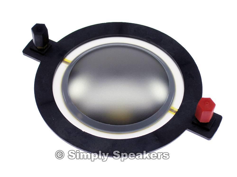 Diaphragma für B&c MMD75 DE750-8 Horn Treiber Ss Audio Lautsprecher Repair Teil
