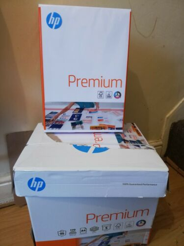 WHITE COPY COPIER PRINTING LASER INKJET HP PREMIUM A4 90gsm QUALITY PAPER