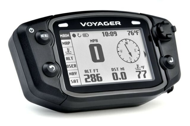 Trail Tech Voyager GPS / Speedo for Yamaha / Honda / Suzuki / Kawasaki