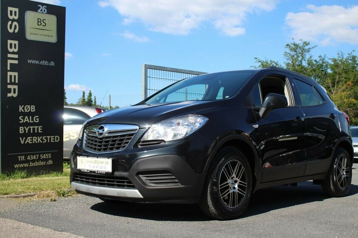 Opel Mokka 1,6 Essentia eco 5d