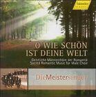 """O wie sch""""n ist deine Welt (CD, Feb-2009, Haenssler)"""