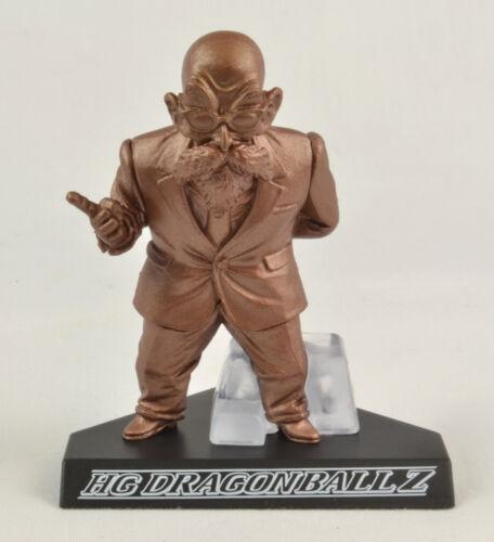 US SELLER Dragonball Z Kai 21 HG Gashapon Figure Master Roshi Bronze Vers