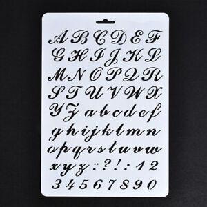 Plantilla-de-letra-y-numero-Pintura-Plantilla-de-papel-Alfabeto-y-Plantil-Y4I6