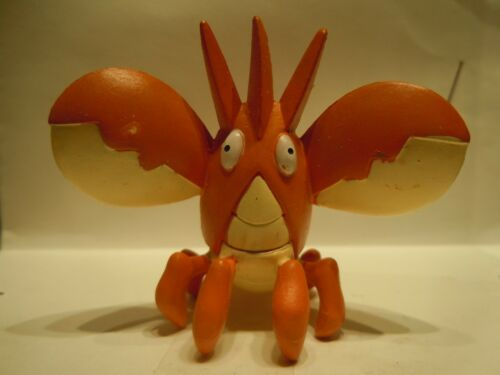 CORPHISH  RARE POKEMON ACTION FIGURE 2 /""