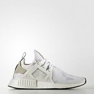 Adidas-BA7233-Men-NMD-XR1-Running-shoes-white-black-sneakers