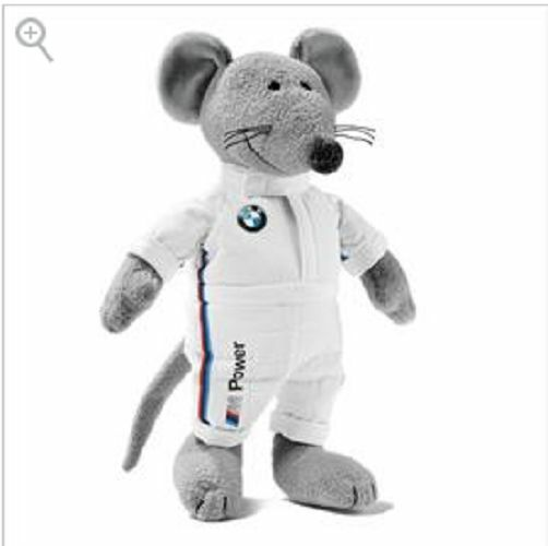 "BMW Motorsport Racing Mouse /""Victor/"""