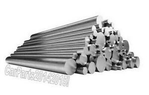 Length; 375mm Stainless steel solid round bar 3mm -/> 25mm Grade 303//304..