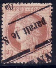 CERES - N°51 - 2c ROUGE BRUN - OBLITERATION TYPOGRAPHIQUE DES JOURNAUX.
