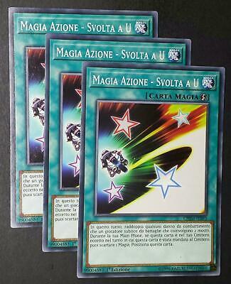 Esplosione Doppia Magia Oscura DARK MAGIC TWIN BURST Ultra R DUPO EN018 Yugioh