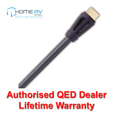 QED Performance HDMI Lead - 4k 3D High Speed with Ethernet 1080p - QE6009 - 5m