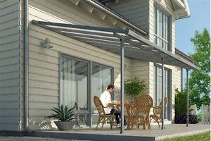 Terrassendach Alu Terrassenuberdachung Uberdachung 550x300 Veranda
