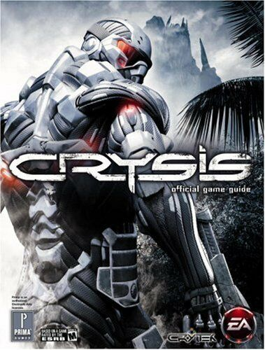 Crysis Official Game Guide Lösungsbuch