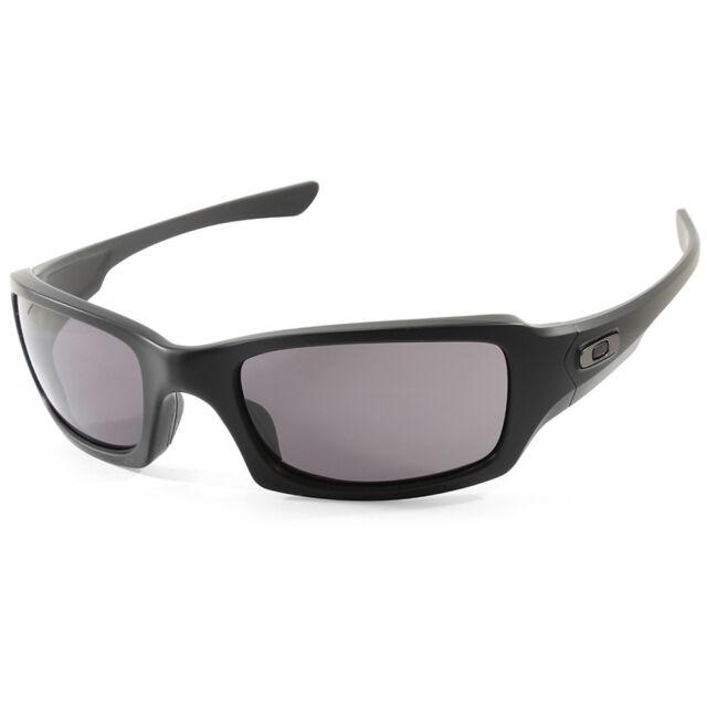 8dd405448e Oakley Fives Squared OO9238-10 Matte Black Warm Grey Unisex Sport Sunglasses