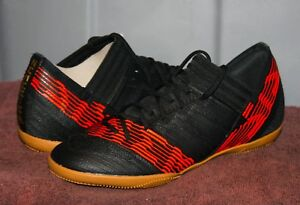 57a2c6b26 Details about ADIDAS NEMEZIZ TANGO 17.3 IN J SZ 4 Youth Soccer Indoor Court  Shoes