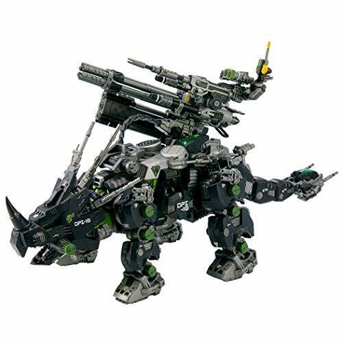 KOTOBUKIYA ZOIDS DPZ-10 Dark Horn 1 72 Scale Model Kit EMS w  Tracking NEW