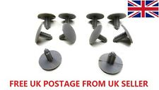 10X VAUXHALL PLASTIC FIR TREE INTERIOR BOOT DASHBOARD TRIM PANEL CLIPS