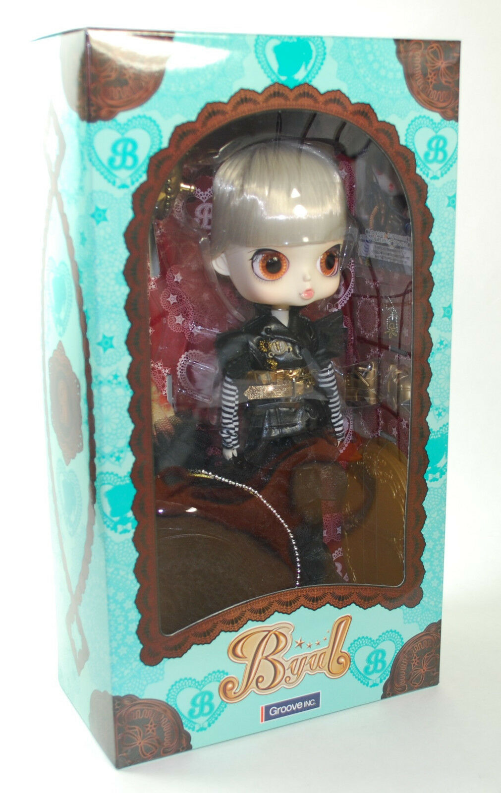 Jun Planning Pullip Doll Byul Rhiannon 10  Fashion Doll Groove