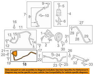 GM-OEM-Power-Steering-Return-Hose-22915139