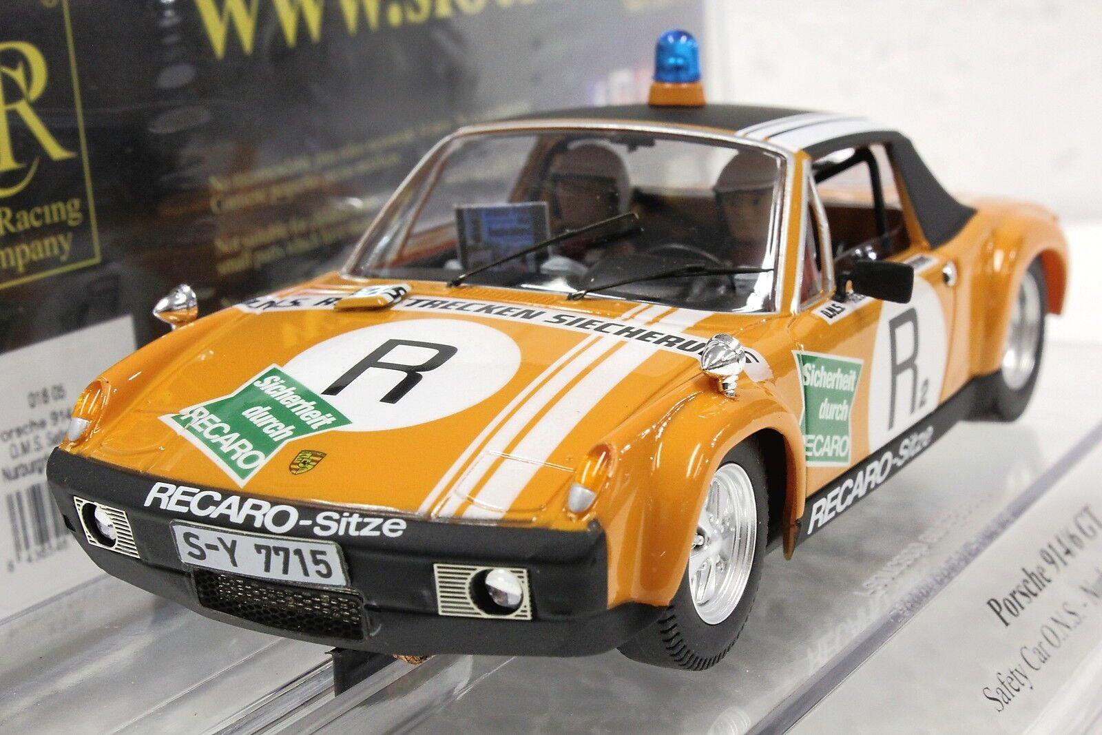 Src 01605 porsche 914   6 nürburgring 1973 f1 - safety - car neue 1   32 - auto