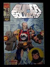 Super Soldiers #1 (Apr 1993, Marvel)
