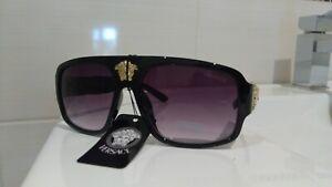 Men-039-s-Versace-sunglasses-57-mm