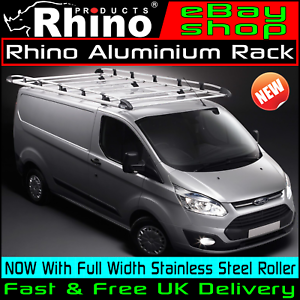 wholesale sales details for outlet store Details about (LWB, LOW, TAILGATE) Rhino Aluminium Van Roof Rack Ford  Transit Custom 2013-2019