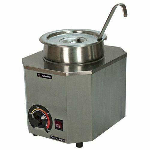 Paragon Pro-Deluxe No.10 Ladle Unit Can Warmer