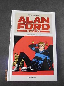 ALAN FORD STORY n° 144 (contiene i nn° 287 e 288) - MONDADORI CARTONATO - NUOVO