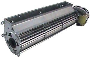 Quiet-160-CFM-Fireplace-Blower-Gas-Insert-Universal-Replacement-Fan-Kit-3307