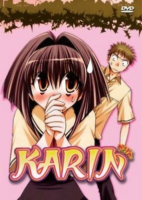 KARIN COMPLETE SERIES: 1-24 Episodes DVD ANIME in ENGLISH NEW