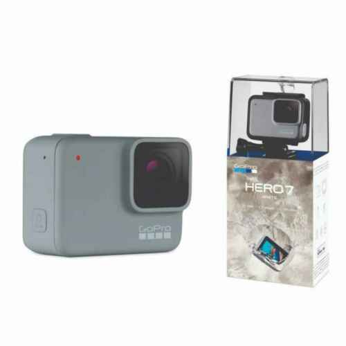 GOPRO HERO 7 WHITE VIDEOCAMERA ACTION CAM 10 MP