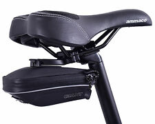 GIANT SHADOW SL BIKE SMALL SADDLE SEAT BAG WATERPROOF SCOTCHLITE QUICK RELEASE