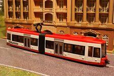 Siku 1895 - Bombardier Articulated Tram Tramway City Strassenbahn H0 Scale 1:87