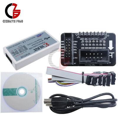 Xilinx Platform Usb Download Cable Jtag Programmer Fpga Cpld C Mod M102 Xc2c64a Ebay