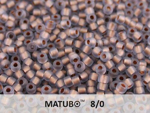 8//0 10g MATUBO Seed Beads Czech Glass cca 300pcs CHOOSE COLOR