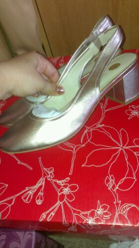 Island Rose Taille Gold River Uk Bnwt Chaussures 6 wTdq5UHR