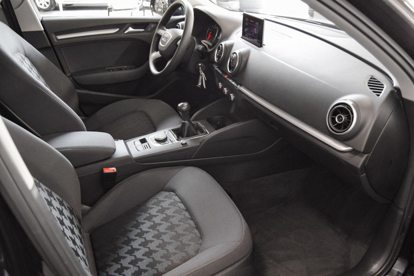 Audi A3 1,4 TFSi 150 Attraction SB - billede 12