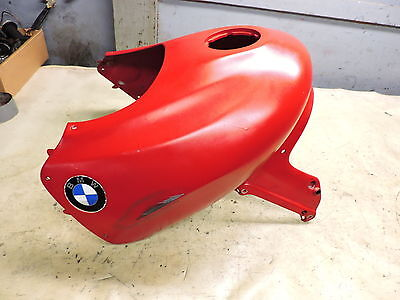 97 BMW F650 F 650 Funduro gas fuel tank cover cowl fairing