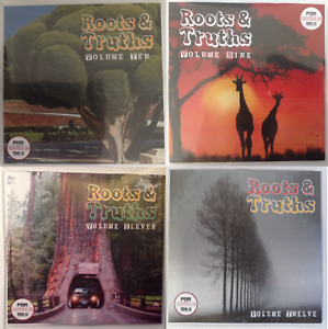 039-Roots-amp-Truths-039-Volumes-9-12-JUMBO-pack-Roots-Revival-Reggae-Collection-4CDs